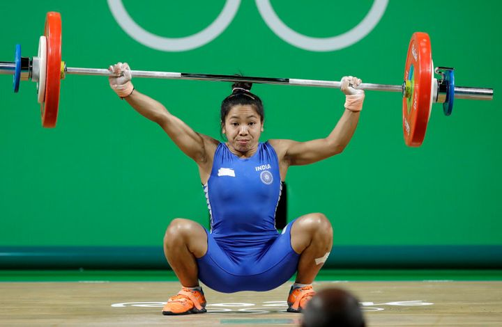 India's athletes are struggling under the weight of expectations in Rio.