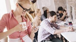 Australian Workplaces Ban Smartphones And Boost