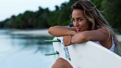 Super Surfer Sally Fitzgibbons Adds 'Entrepreneur' To Trophy