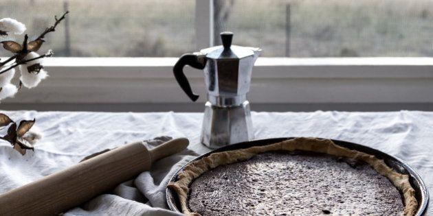 How To Make A Chocolate, Hazelnut and Coffee