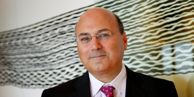 (AUSTRALIA & NEW ZEALAND OUT) Arthur Sinodinos at his office at JBWere, was formerly Prime Minister John...
