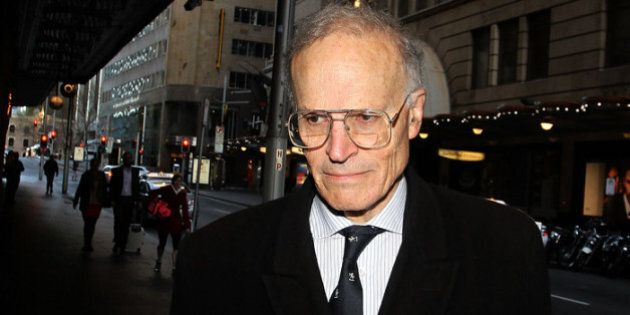 Dyson Heydon Remains As Trade Union Royal