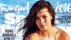 Sports Illustrated Just Made History By Putting A Plus-Size Model On Its