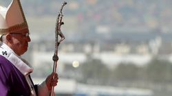Pope Francis Slams Mexico's Rich And Corrupt