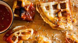The Pizza Waffle Is Proof That Everyone Needs A Waffle
