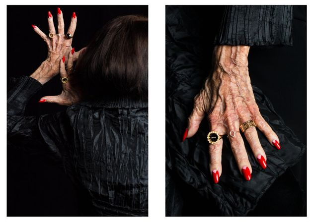 Karen Walker's New Campaign Is The Definition Of Age