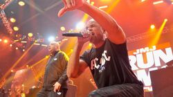 The Countdown To The Grammy's Is On (And Run DMC Is Set For A Top