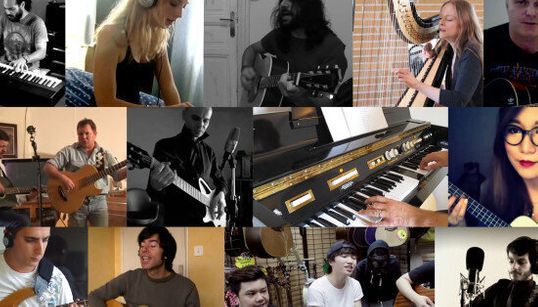 20 YouTube Covers Of David Bowie's Space Oddity Mashed Into