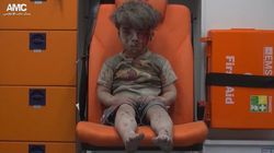 This Child Is A Confronting Reminder The War In Syria Isn't