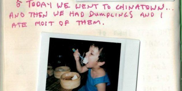 All of the dumplings, and photographic proof.