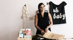 An Online Only Small Business Owner Dips Her Toe Into The 'Real'