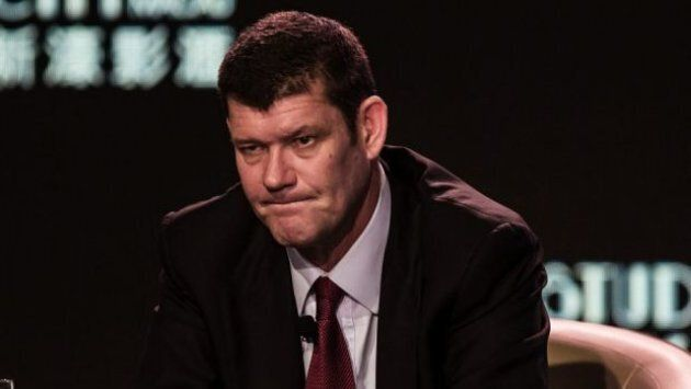 James Packer's Crown Resorts is also facing a class action by shareholders after the company's shares plummeted when news of the arrests broke.