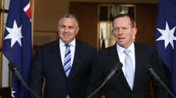 Abbott And Hockey Scrap Tax, Smile For The