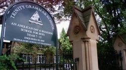 Trinity Grammar Parents Rocked By 'Sexual Abuse Among Year One