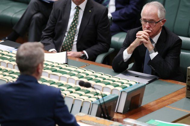Prime Minister Malcolm Turnbull and Opposition Leader Bill Shorten made addresses on national security on Tuesday