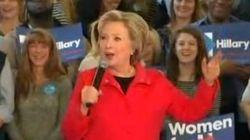 Watch Hilary Clinton Barking Like A