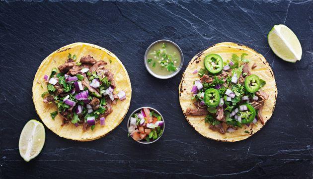 The Grenache will enhance the Mexican flavours of lime, coriander, onions, pico de gallo, salsa verde...