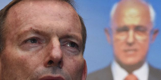 Malcolm Turnbull and Tony Abbott are at loggerheads again, over energy this