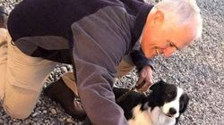 Malcolm Turnbull Just Took A Selfie With The Saddest Dog In The