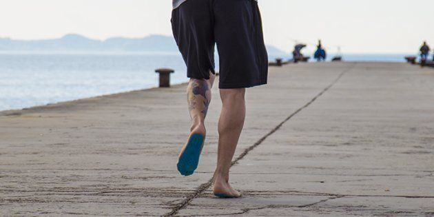 Nakefit has imagined a world that you can run around without worrying about being barefoot, and they...