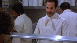 Real-Life Seinfeld 'Soup Nazi' Files For