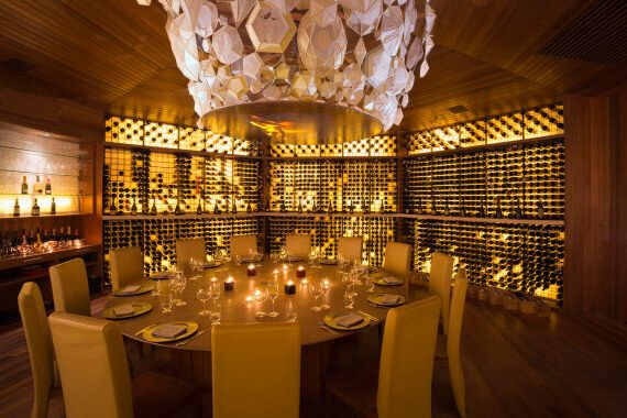 The World's Best Hotel Restaurants