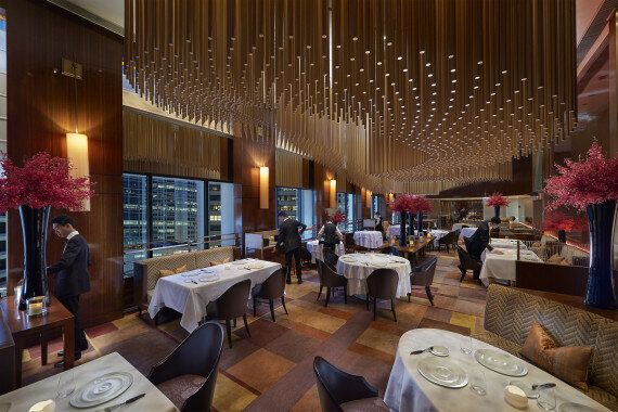 The World's Best Hotel Restaurants