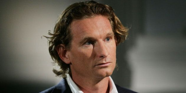 SYDNEY, AUSTRALIA - JANUARY 17: Former Essendon coach James Hird speaks for the first time about the...