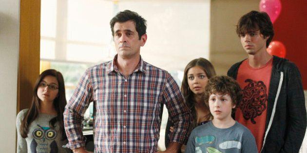 MODERN FAMILY - Emmy and Golden Globe Award-winning 'Modern Family' returns for its fourth season, WEDNESDAY,...