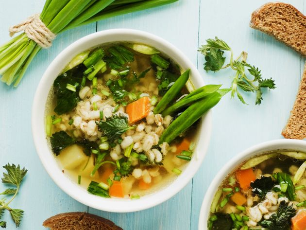 One kilo of pearl barley is just $3. Try adding the grain to soups, stews and salads to add a chewy,...