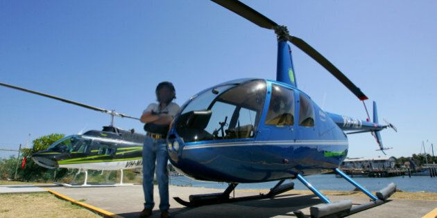 Grave Fears For Helicopter Pilot In Queensland