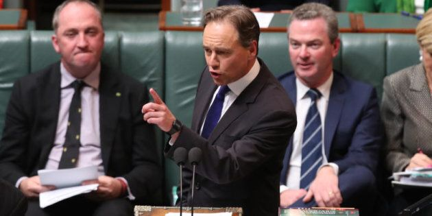 Health minister Greg Hunt, or his legal representatives, have been asked to appear in
