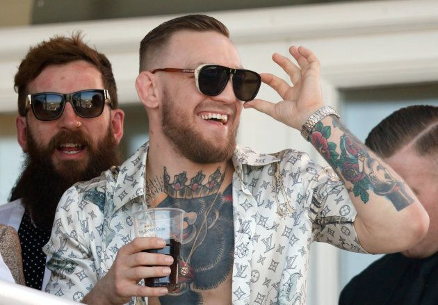 Floyd is that drink, and Conor will down