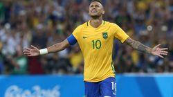 Neymar The Redeemer As Brazil Beats Germany On Penalties For