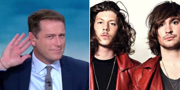 Peking Duk Are Getting Karl Stefanovic