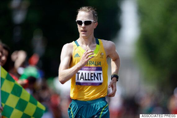 Walker Jared Tallent Will Be Awarded A Gold Medal From London