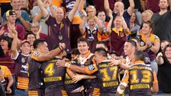 Brisbane Broncos Beat North Queensland In NRL Grand Final