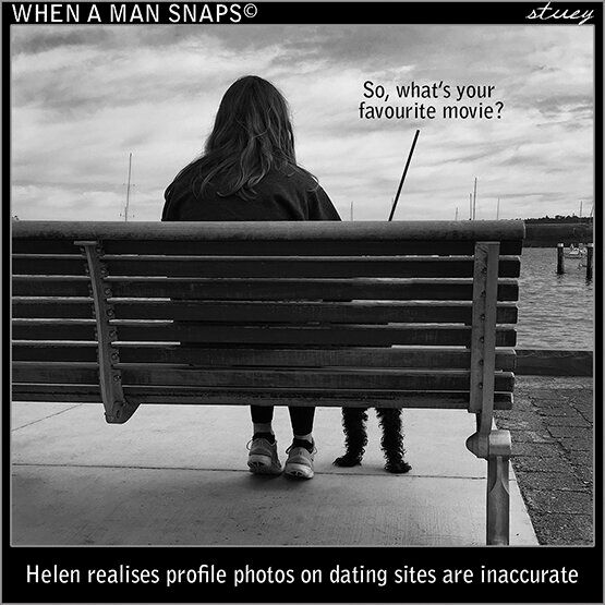 Why You Should Never Trust Profile Pics On Dating