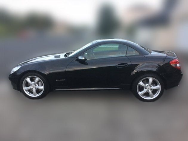 Police wish to speak to all owners or drivers of black 2004 to 2006 Mercedes Benz coupes.