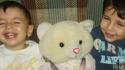 There's A Memorial For Drowned Syrian Boy Aylan Kurdi In A Sydney