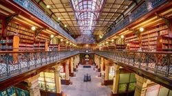 The World's Most Beautiful Libraries Including The State Library Of South