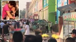 Deadly Explosion Outside Chinese Kindergarten A 'Criminal Act', Police