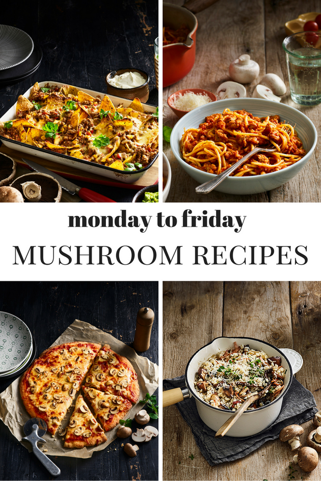 Mushroom Obsessed? Here Are 5 Delicious Monday-To-Friday
