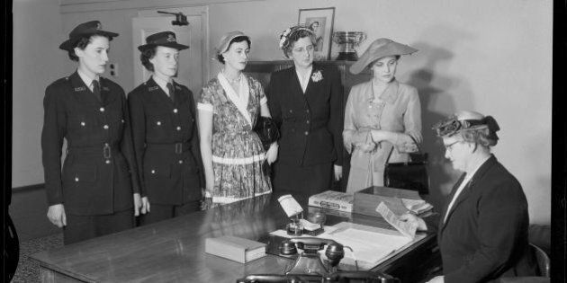 100 Years Of Female Police Officers in