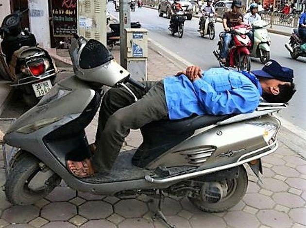 Vietnamese siesta