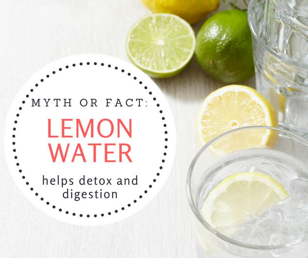 The Truth About Lemon Water On Digestion And