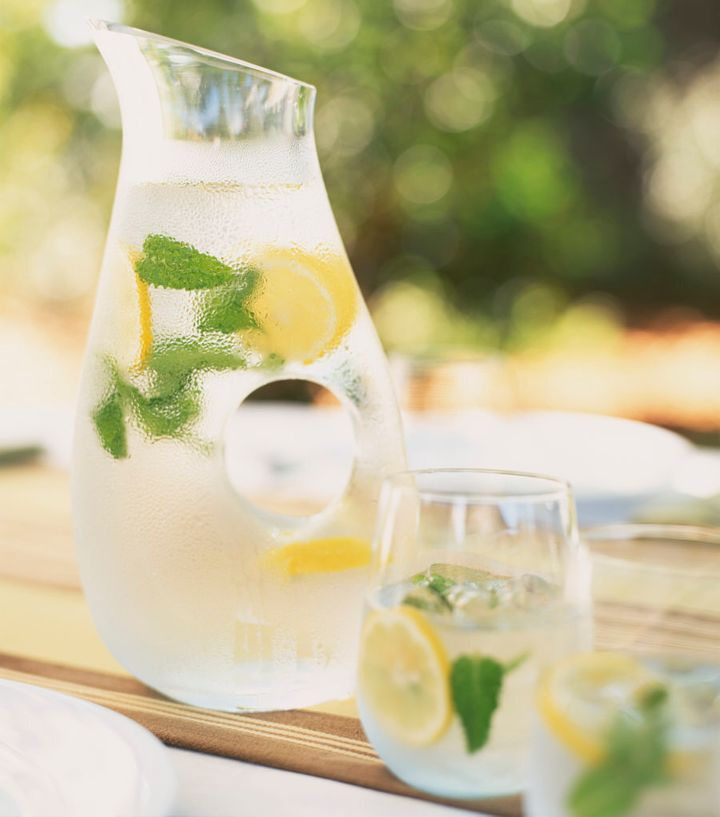 There's nothing wrong with lemon water, just go easy on seeing it as a 'superfood'.