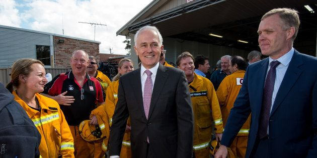 Prime Minister Malcolm Turnbull is moving to protect volunteer firefighters from what he terms a