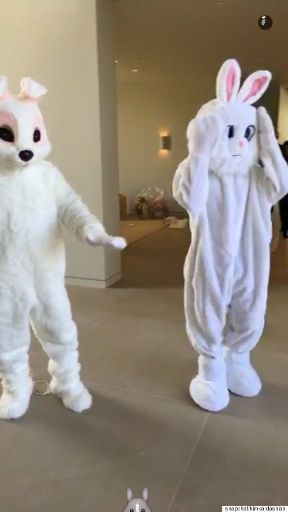 Kanye West Drops New Single On Easter Sunday, Then Dresses Up For The
