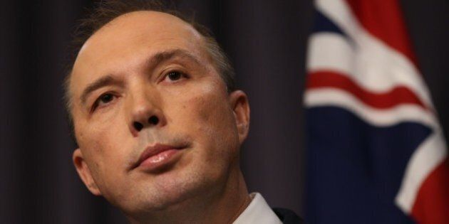 Immigration Minister Peter Dutton Makes Changes To Citizenship